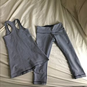 New lululemon Athletica Matching Set